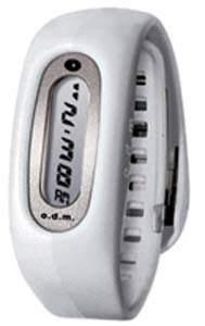 ODM Mysterious IV Uhr, Silikon Armband