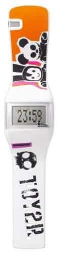 ODM Damen-Armbanduhr Mysterious V TOY2R Digital Silikon 9-21