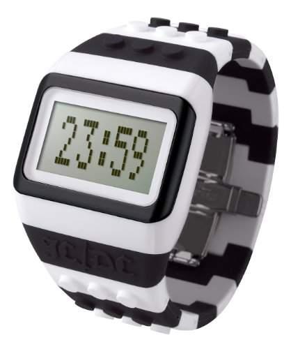 ODM Unisex-Armbanduhr JCDC POP Hours Digital Silikon mehrfarbig JC01-7