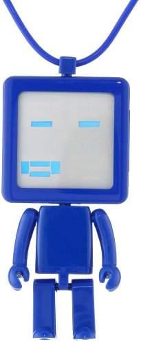ODM-Jessie anbieten Unisex Quarzuhr mit blauem Zifferblatt Digital Display und Gruen Kunststoff oder PU Armband JC02-7