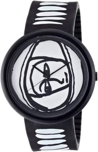 ODM Unisex-Armbanduhr Analog Quarz Silikon JC04-01