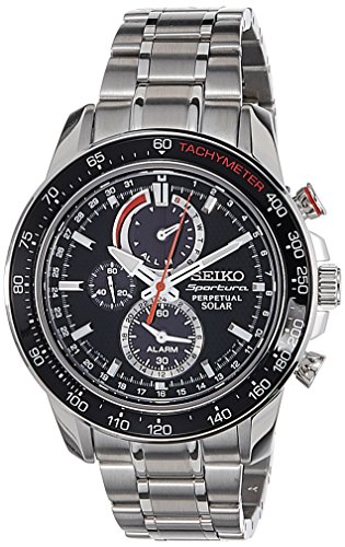 Seiko Prospex Chronograph Quarz Edelstahl SSC357P1