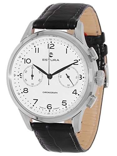 Estura Herren-Chronograph Mr Matchpoint 5050-04