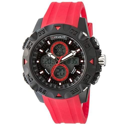 UPhasE Armbanduhr Analog-Digital, Quarz Chronograph, UP701-180