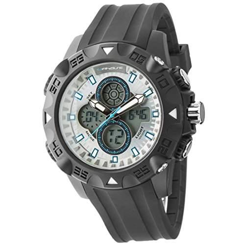 UPhasE Armbanduhr Analog-Digital, Quarz Chronograph, UP701-200