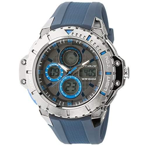 UPhasE Armbanduhr Analog-Digital, Quarz Chronograph, UP702-160