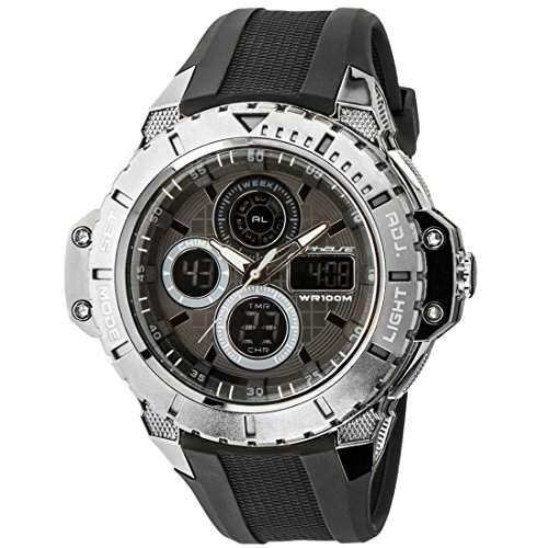 UPhasE Armbanduhr Analog-Digital, Quarz Chronograph, UP702-200