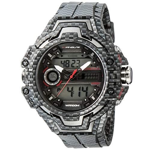 UPhasE Armbanduhr Analog-Digital, Quarz Chronograph, UP703-155