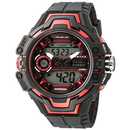 UPhasE Armbanduhr Analog-Digital, Quarz Chronograph, UP703-200
