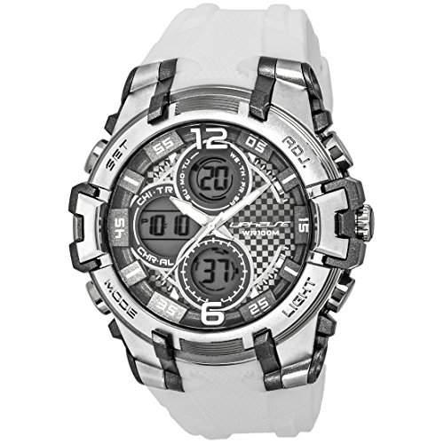 UPhasE Armbanduhr Analog-Digital, Quarz Chronograph, UP704-100