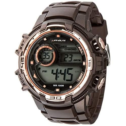 UPhasE Armbanduhr Analog-Digital, Quarz Chronograph, UP705-130