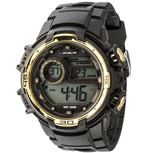 UPhasE Armbanduhr Analog-Digital, Quarz Chronograph, UP705-200