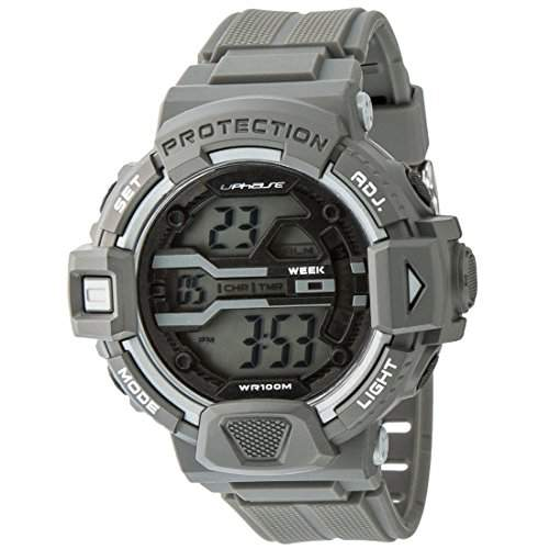 UPhasE Armbanduhr Digital, Quarz Chronograph, UP706-150