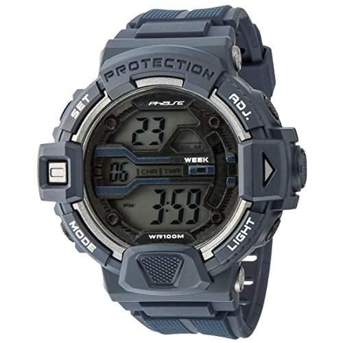 UPhasE Armbanduhr Digital, Quarz Chronograph, UP706-160