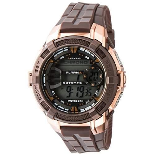UPhasE Armbanduhr Digital, Quarz Chronograph, UP707-130