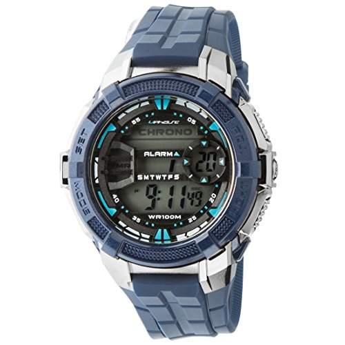 UPhasE Armbanduhr Digital, Quarz Chronograph, UP707-160
