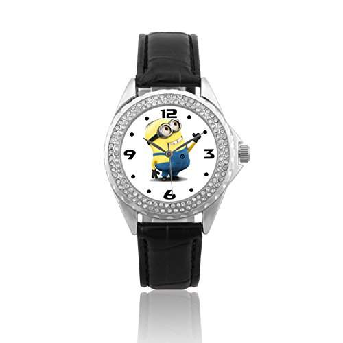 Armbanduhren Frauen Wristwatches Women DESC092 Despicable Me 2 Minions #4W