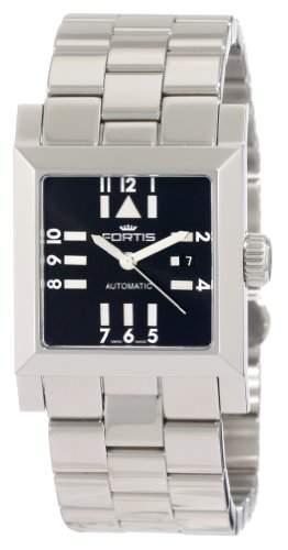 Fortis Damen 6292071 M-Platz SL Automatic Date Stainless Steel-Band zu sehen