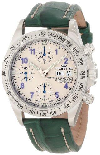 Fortis Herren 630 10 12 LC 06 Official Kosmonauten Chronograph