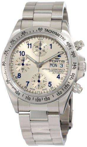 Fortis Herren 630 10 92 M Kosmonauten Chronograph Automatic Day und Datumsanzeige