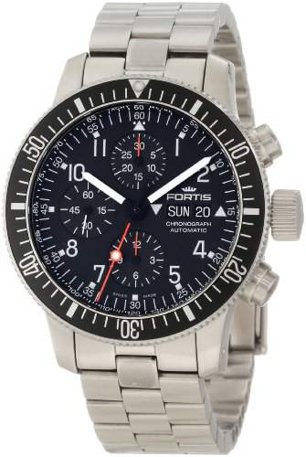 Fortis B-42 Official Cosmonauts Chronograph 6381011M