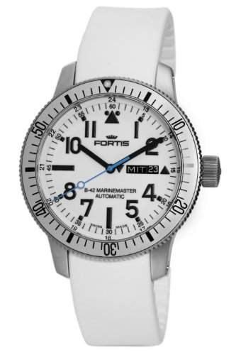 Fortis B-42 Marinemaster Day Date 6471142Si02