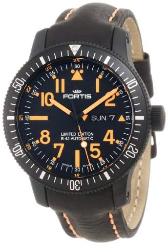 Fortis Space B-42 Black Mars 500 Limited Edition 6472813 L13