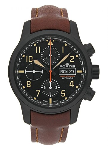 Fortis Aviatis Aeromaster Stealth Chronograph 656 18 18 L 18