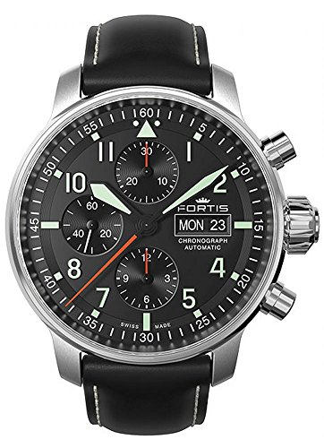 Fortis Aviatis Flieger Professional Chronograph 705 21 11 LF 01