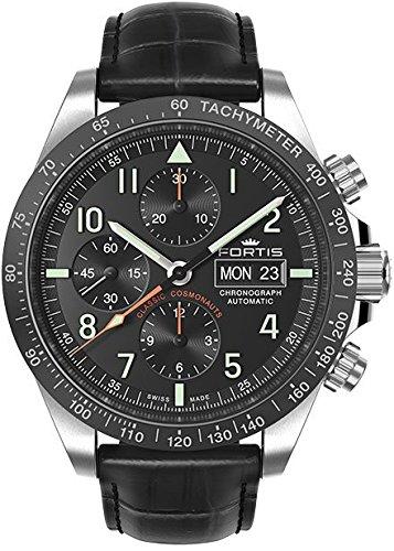 Fortis Classic Cosmonauts Chronograph Ceramic p m 401 26 11 L 01