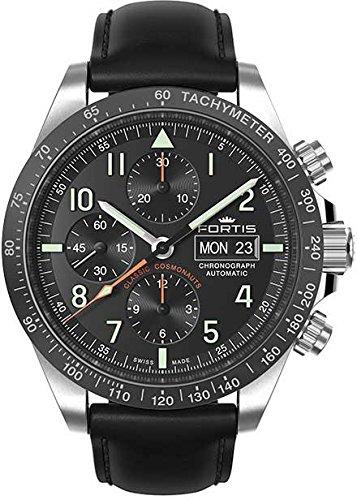 Fortis Classic Cosmonauts Chronograph Ceramic p m 401 26 11 L10