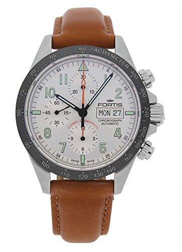 Fortis Classic Cosmonauts Chronograph Ceramic p m 401 26 12 L 28
