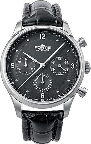 Fortis Tycoon 904 21 11 Herren Automatikchronograph Klassisch schlicht
