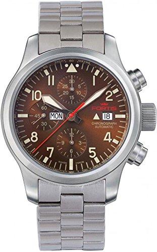 Fortis B 42 Aeromaster Dawn 656 10 18 M Herrenchronograph Sehr gut ablesbar