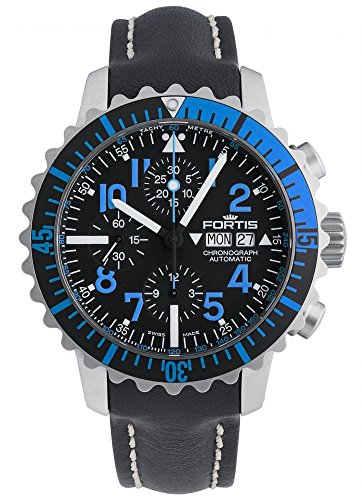 Fortis Aquatis Marinemaster Chronograph Blue 671 15 45 L 01