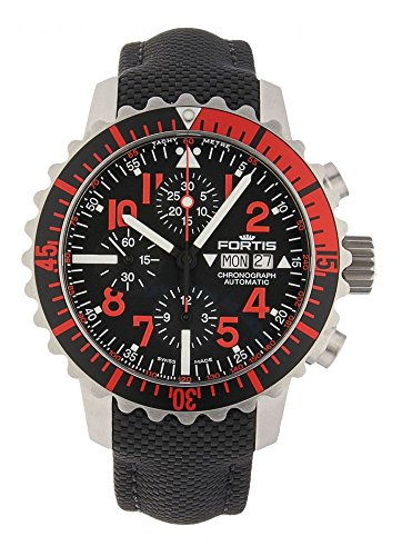 Fortis Aquatis Marinemaster Chronograph Rot 671 23 43 LP