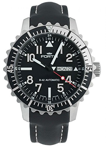 Fortis Aquatis Marinemaster Day Date Classic 670 17 41 L 01