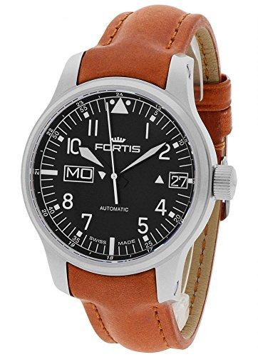 Fortis Aviatis F 43 Recon Big Day Date 700 10 11 L 38