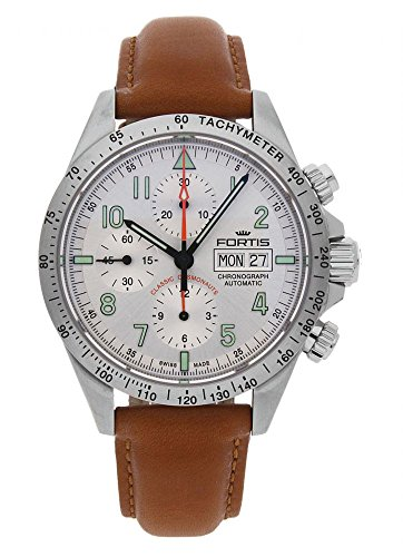 Fortis Classic Cosmonauts Chronograph p m 401 21 12 L 28