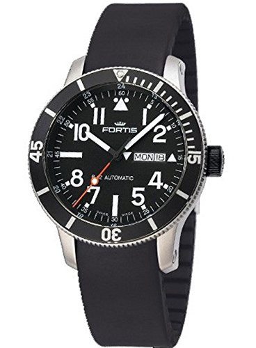 Fortis B 42 Official Cosmonauts Diver Day Date Titanium Automatik 647 29 41 K
