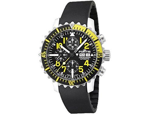 Fortis Maritim B 42 Marinemaster Chronograph Yellow Automatik 671 24 14 K