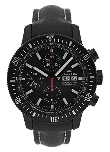 Fortis B 42 Monolith Chronograph Automatic 638 18 31 L 01