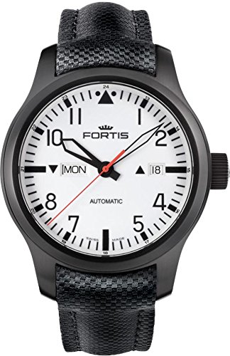 Fortis B 42 Nocturnal 655 18 12 LP Sehr gut ablesbar