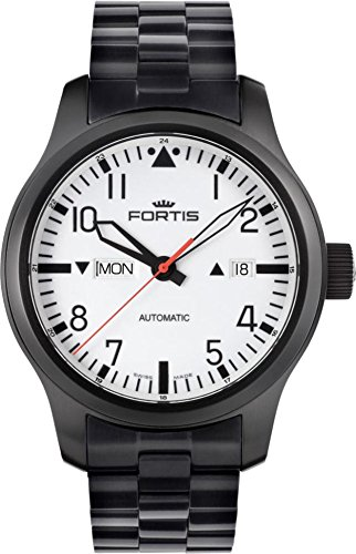 Fortis B 42 Nocturnal 655 18 12 M Sehr gut ablesbar