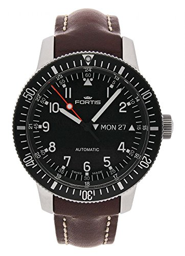 Fortis B 42 Official Cosmonauts Day Date Automatik 647 10 11 L 16