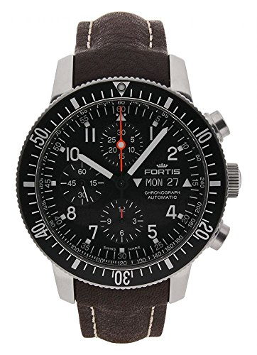 Fortis Official Cosmonauts Chronograph 638 10 11 L 16