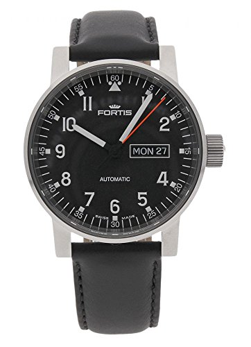 Fortis Spacematic Pilot Professional Day Date Automatic 623 10 71 L 10