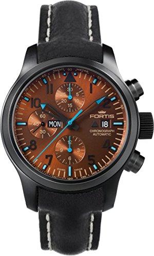 Fortis B 42 Blue Horizon 656 18 95 L Herrenchronograph Streng Limitierte Auflage
