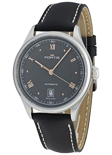 Fortis Terrestis 19Fortis p m Date Automatic 902 20 21 L 01