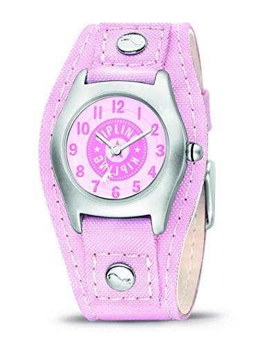Kipling Kipling girl girlAnalog Quarz Leder K9400232 pink
